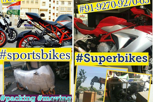 bike transportation service pune
